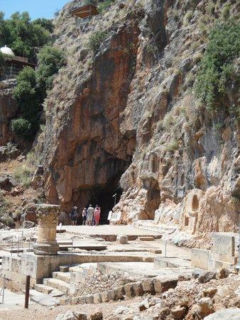 Qiryat Shemona, Israel: каменные стены