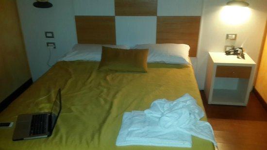 Dem Guesthouse: klasik yatak iste.