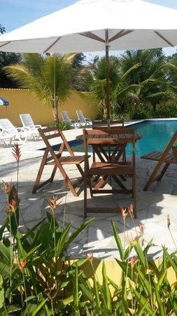 Imperatriz Paraty Hotel: A piscina é bem bonita !