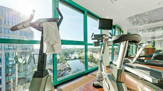 AMERON Hotel Abion Spreebogen Berlin Fitnessraum