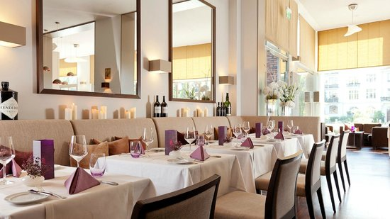 AMERON Hotel Abion Spreebogen Berlin Restaurant Lanninger