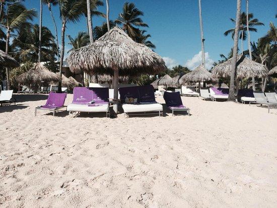 Paradisus Punta Cana : Spiaggia Royal Service