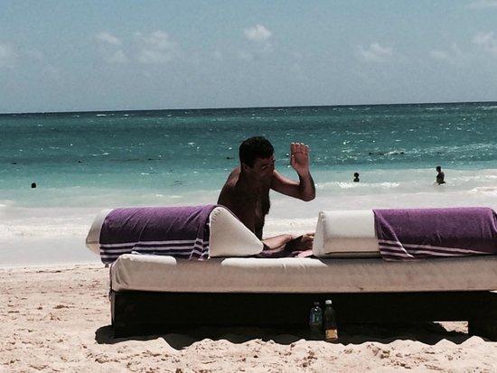 Paradisus Punta Cana : Saluti dal paradiso