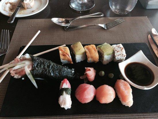 Paradisus Punta Cana : Sushi fantastico!!!
