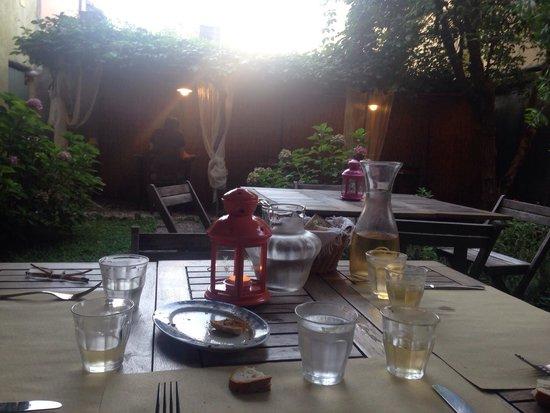 Il Geco Circolo Eno Gastronomico : The garden