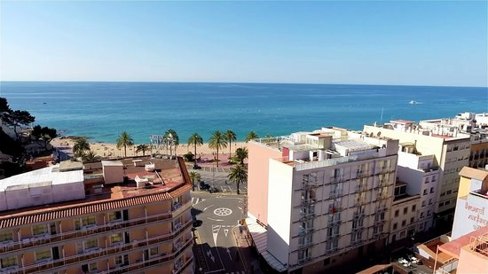 Hotel Mariner: Aerial views