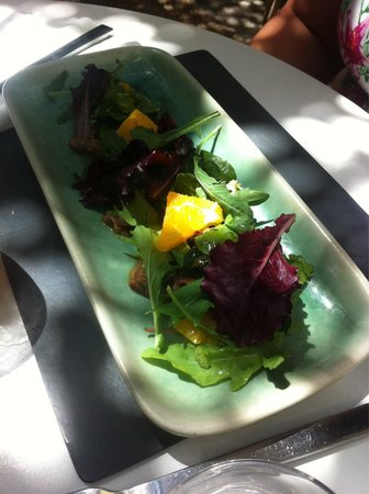 Restaurante Mordisco : Ensalada de ventresca de atún. De 10!
