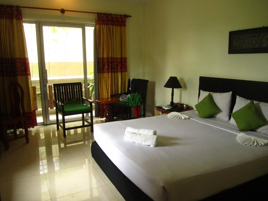 Siem Reap Evergreen Hotel : Our room