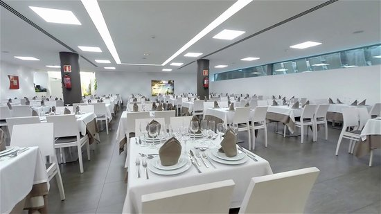 Hotel Mariner : Dining Hall