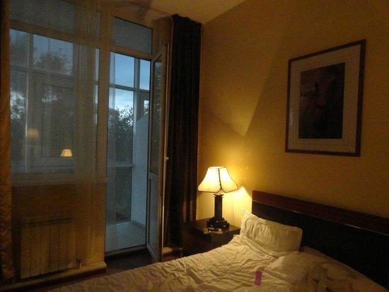 Art Hotel Astana: Наш номер