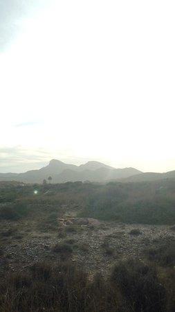 Playa de Calblanque: le désert de Calblanque