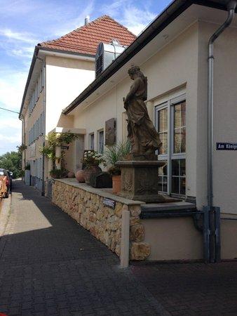 Denkmalgeschutzt Erbaut 1800 Bild Von Restaurant Cafe Schone