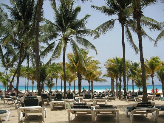 ClubHotel Riu Tequila : Praia