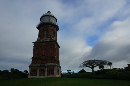 Invercargill Water Tower: the tower