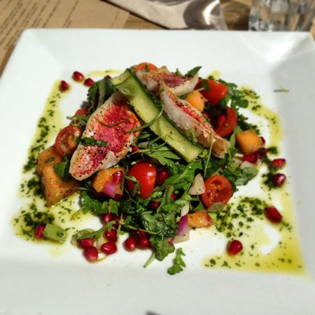 Monkey : Salade de rougets