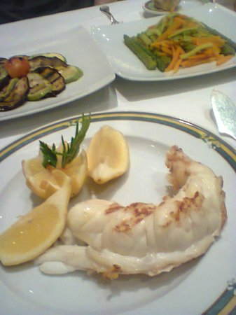 Hasdrubal Thalassa & Spa : délicieuse langouste