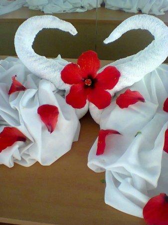 Hasdrubal Thalassa & Spa : décoration à la thalasso