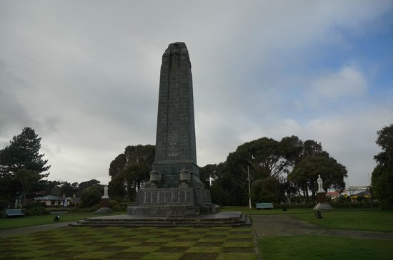 Invercargill Cenotaph : Cenotaph