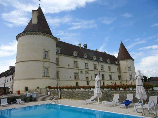 Hôtel Golf Château de Chailly : SEJOUR AU CHATEAU