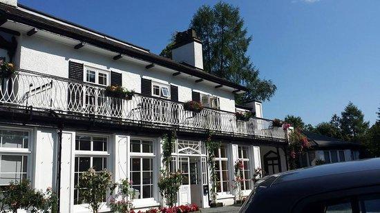 Rothay Manor Hotel: Hotel exterior