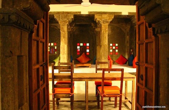 Madri Haveli : A lovely in a the hotel.