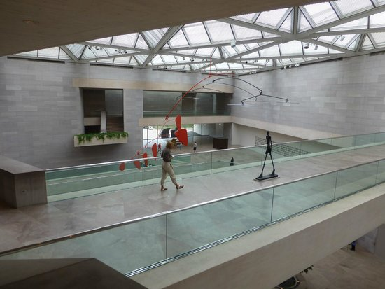 National Gallery of Art : The East Building