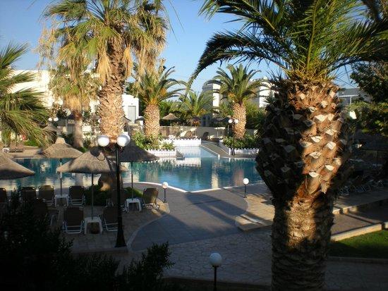Europa Beach Hotel : Ravissante vue