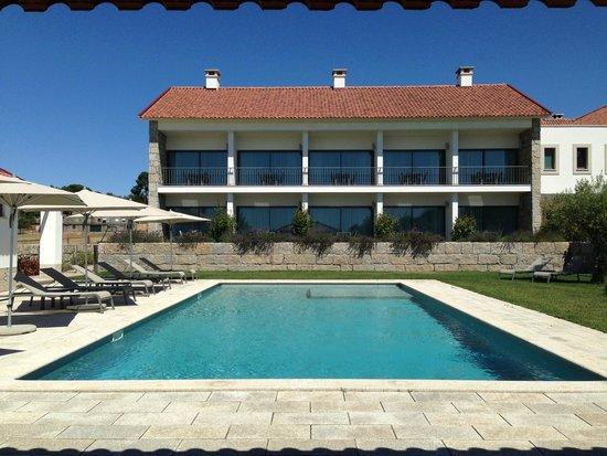 Madre De Agua Hotel Rural: Pool!!