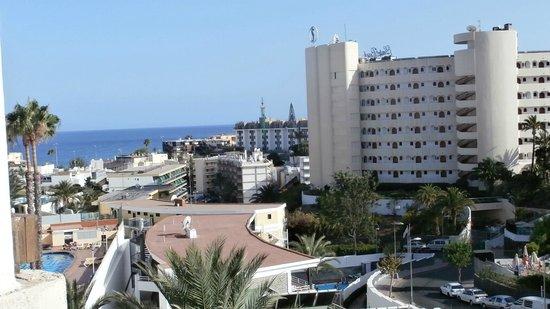 Apartamentos Koka: view from hotel