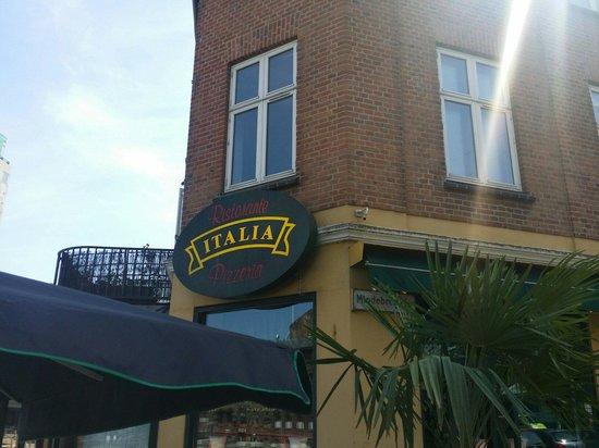 restaurant italia odder menukort