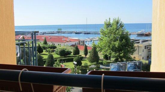 Vega Village : вид с балкона