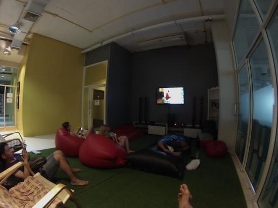 Kool Backpacker Hostel : lobby