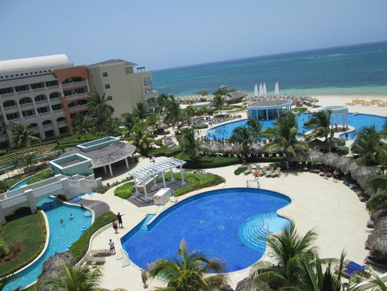 Iberostar Rose Hall Suites: view from the room