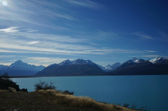 Lake Pukaki: lake