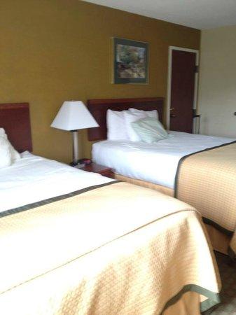 Days Inn Norton VA: Room 2nd Floor