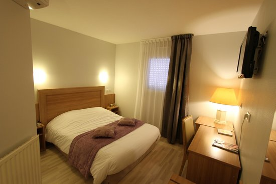 Hotel Le Grand Turc : chambre confort + double