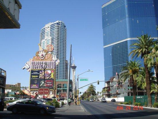 Circus Circus Hotel & Casino Las Vegas : The Hotel