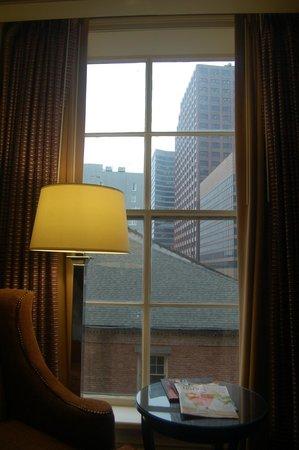 Omni Royal Crescent Hotel: Vue de ma chambre