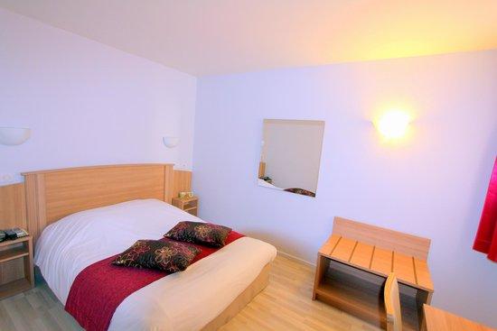 Hotel Le Grand Turc : chambre confort +