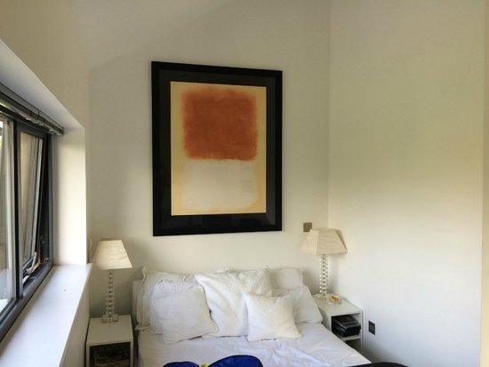 Warborough B & B: Bedroom
