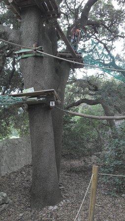 Les Rochers de Maguelone : Les 2 plus difficles parcours des petits