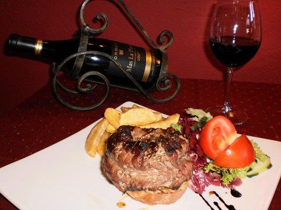 Venta El Jinete: Great steak