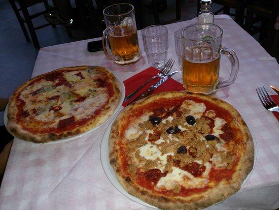 Trattoria da Susanna: le nostre pizze