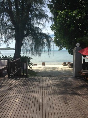Amari Koh Samui: Hotel Beach