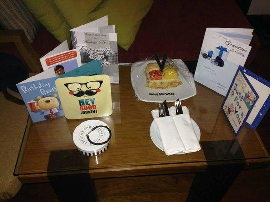 Amari Koh Samui: Birthday Cake