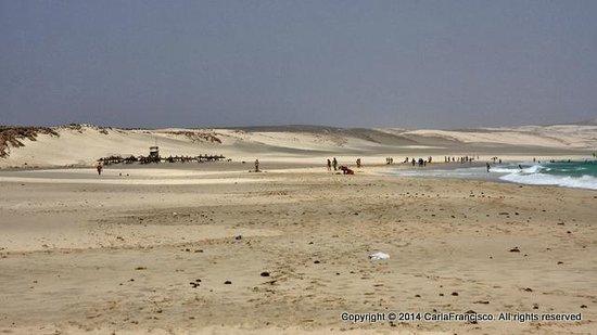 IBEROSTAR Club Boa Vista : Long walks on the beach are great here