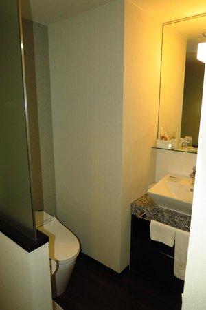 Bathroom Sink And Loo Picture Of The Royal Park Canvas Nagoya Tripadvisor