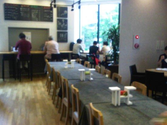 Royal Park Hotel The Nagoya: Dining area at Monsieur Itoh