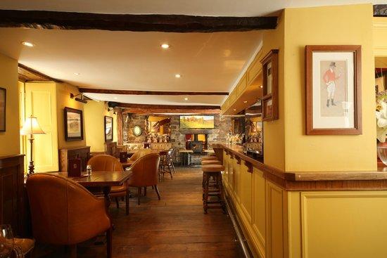 The Sun Inn: Bar area
