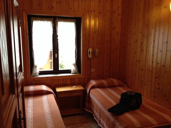 Hotel Federia: Mein Einzelzimmer
